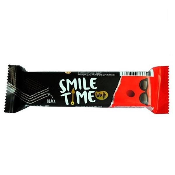 Шоколадные конфеты Smile time Black Спартак
