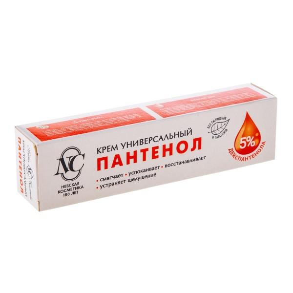 Крем Пантенол Невская косметика 40мл