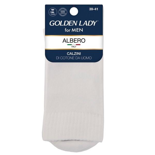 Носки мужские Albero Golden Lady bianco 39-41