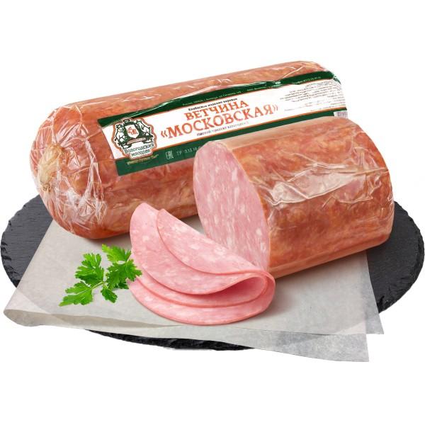 Ветчина Московская Вологодский мясодел
