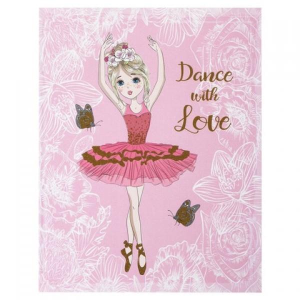 Дневник 1-4 кл Балерина Юнландия 48л