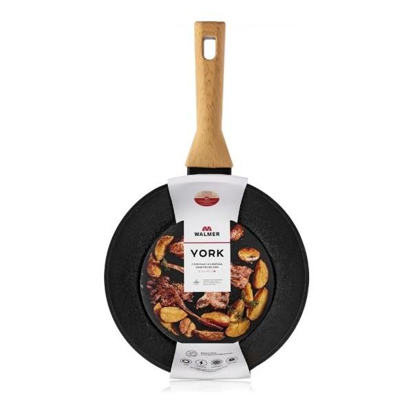 Сковорода York глубокая индукция 20см