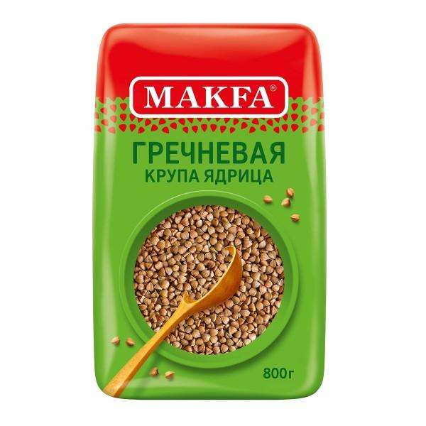 Крупа греча Makfa 800гр