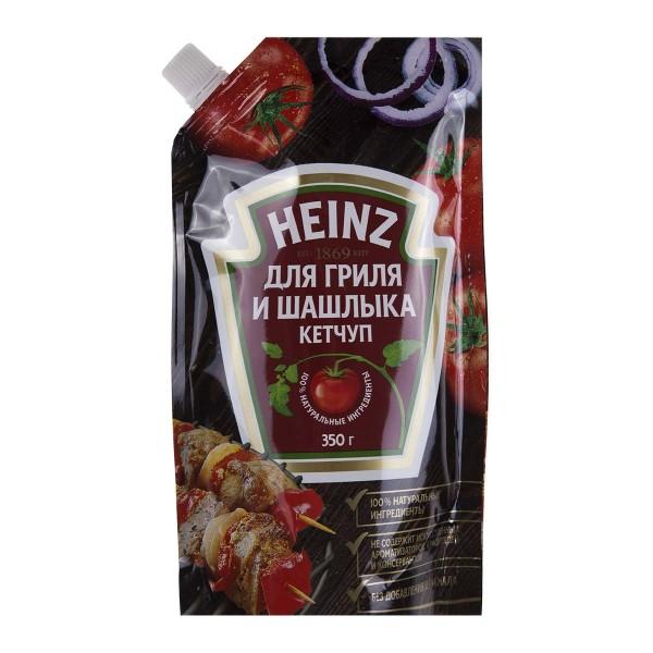 Кетчуп Для гриля и шашлыка Heinz 350гр