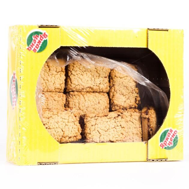 Печенье Венское Яркая цена 600гр с вишневой начинкой