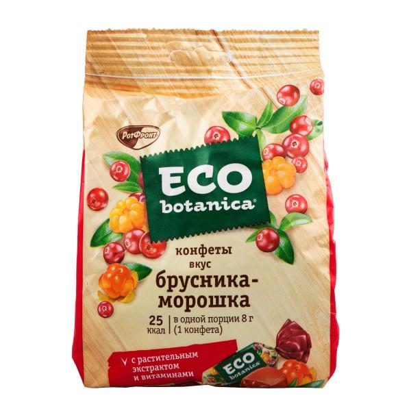 Конфеты Eco botanica РотФронт 200гр брусника-морошка