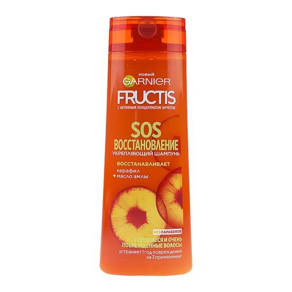 Шампунь Fructis SOS восстановление 400мл