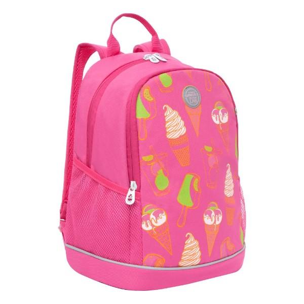 Рюкзак школьный Grizzly 28х38х18см
