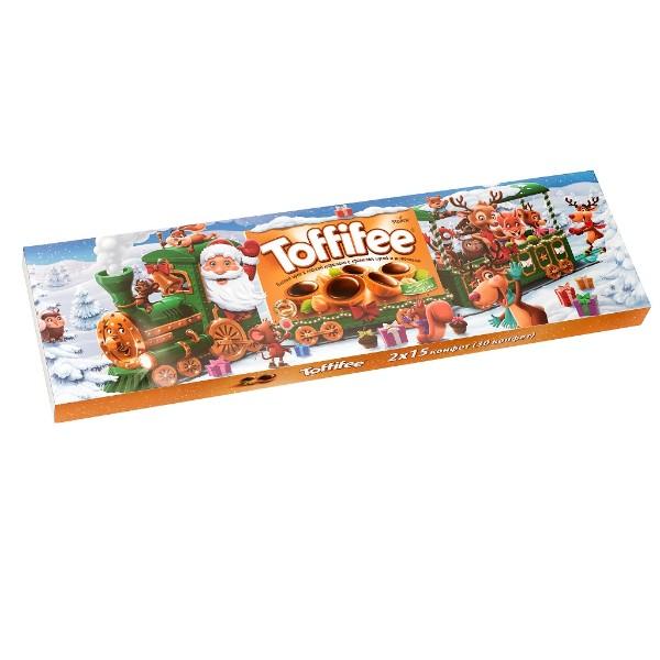 Шоколадные конфеты Тоффифе Зимний лес 250гр