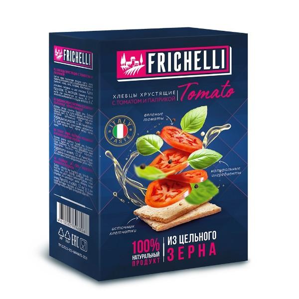 Хлебцы Frichelli 111г с томатом и паприкой