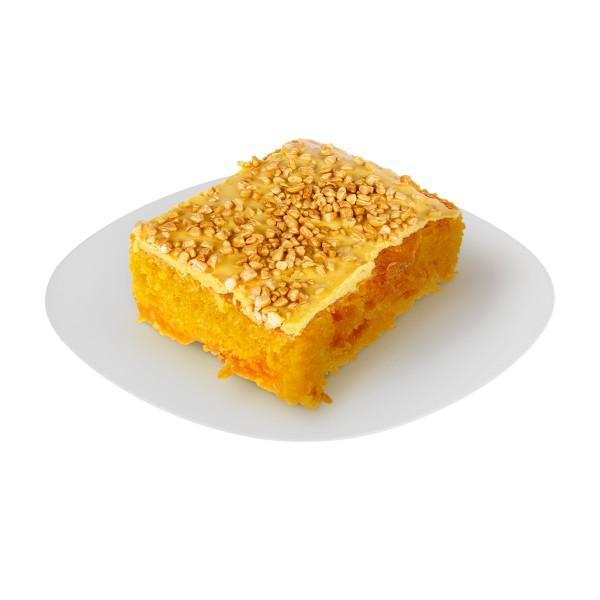 Кекс с апельсиновым конфи производство Макси
