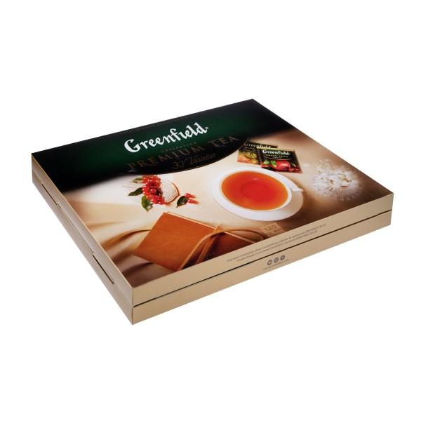 Набор чая Greenfield Premium Tea Collection 30 varieties