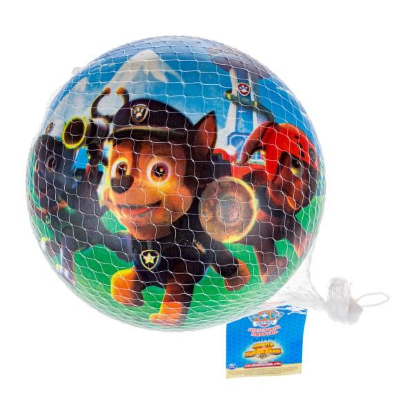 Мяч 23см Играем вместе щенячий патруль
