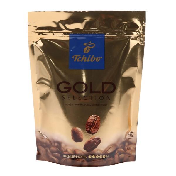 Кофе растворимый Tchibo Gold Selection 75гр