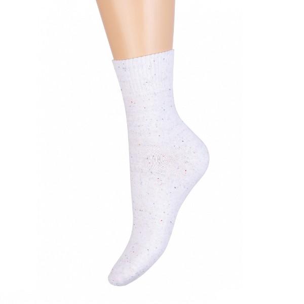 Носки женские С1457 Красная ветка размер 23-25