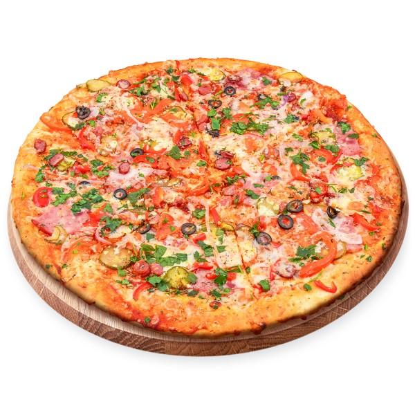 Пицца Ассорти 1кг производство Макси