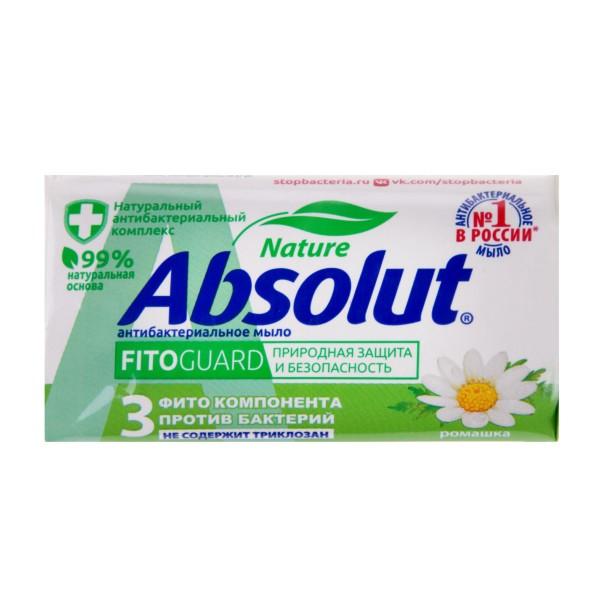 Мыло туалетное Absolut Nature 90гр ромашка