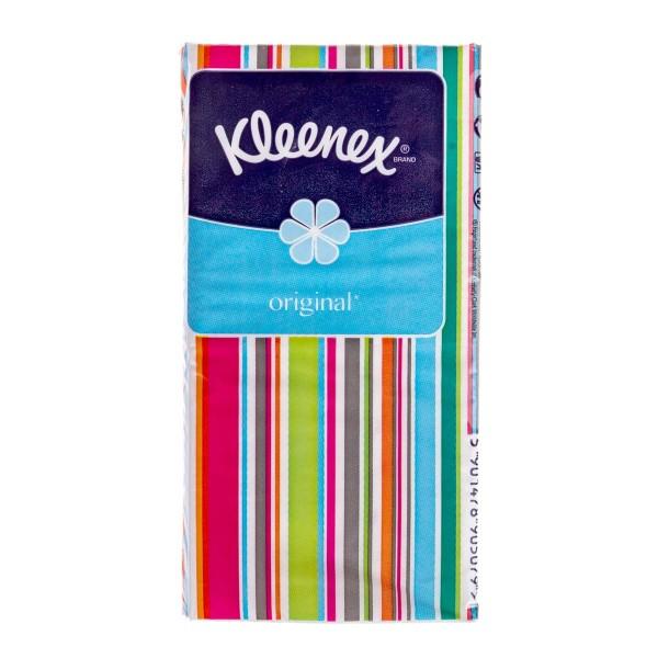 Платочки бумажные Kleenex 10шт