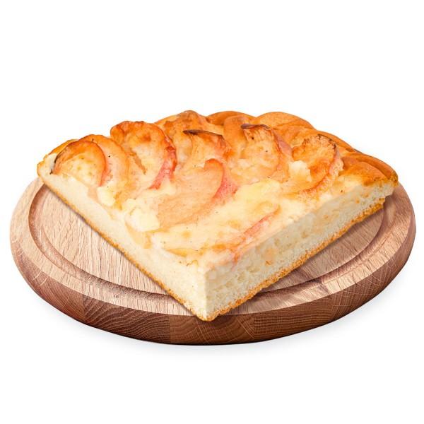 Пирог с яблоками производство Макси