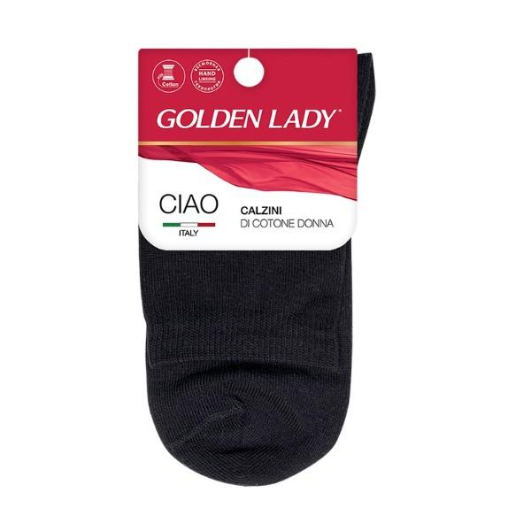 Носки женские Ciao Golden Lady nero 35-38
