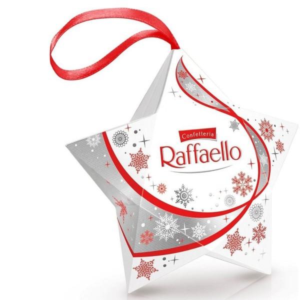 Конфеты Raffaello Звезда 40 гр