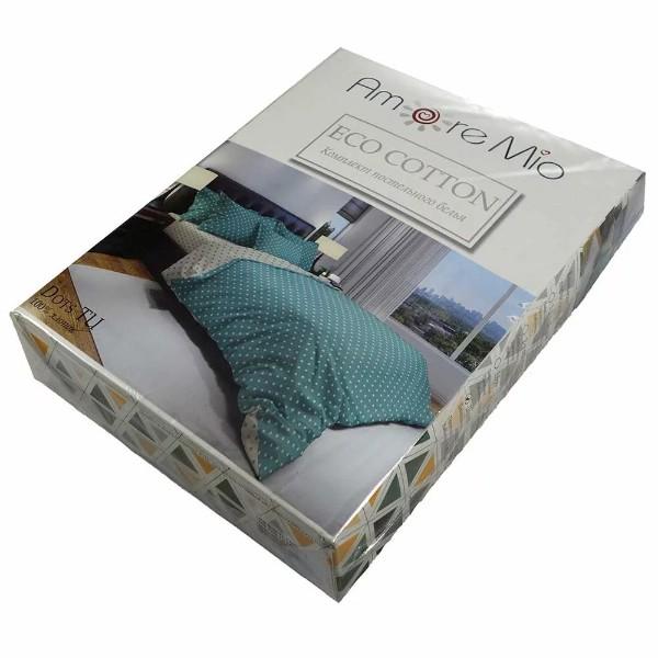 Комплект постельного белья Amore Mio Eco cotton 2-спальный
