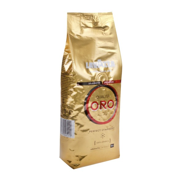 Кофе в зернах Lavazza Oro 250гр