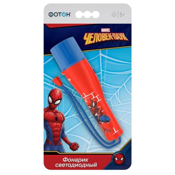 Фонарь светодиодный Фотон Marvel Человек паук FD-78