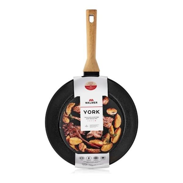 Сковорода York глубокая индукция 26см