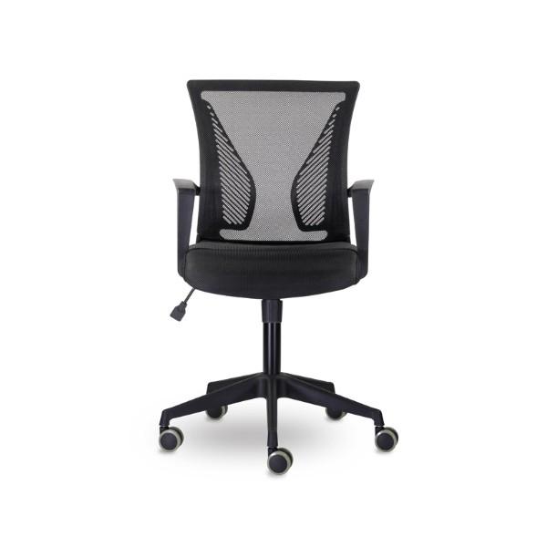 Кресло черное Энжел М-800 Фест