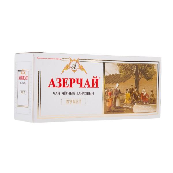 Чай черный Азерчай Букет 25пак
