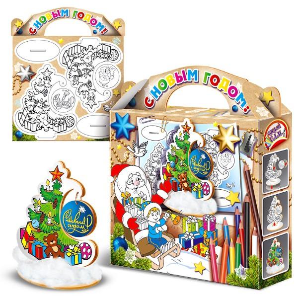 Подарок новогодний Поделка Подарки Макси  800г