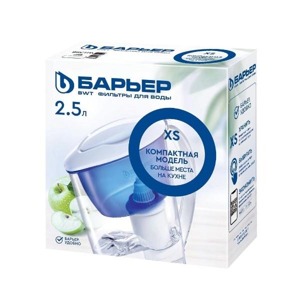 Фильтр для воды Барьер-экстра Кувшин 2,5л