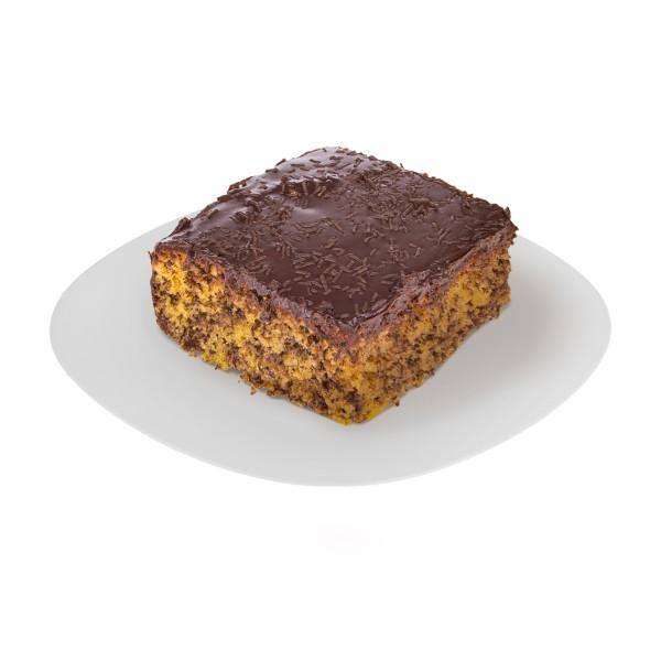 Кекс с шоколадной крошкой производство Макси