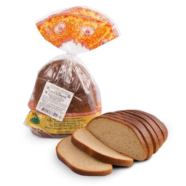 Хлеб Столовый в нарезку Вологодский хлебокомбинат 0,25кг
