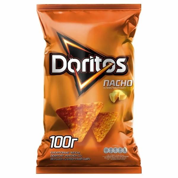 Чипсы Diritos сливочный сыр 100гр
