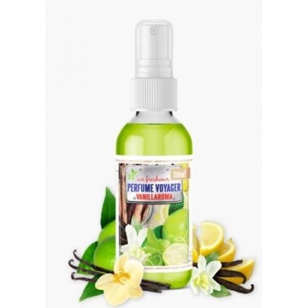 Ароматизатор-спрей Perfume Voyager Fouette 110мл vanillaroma