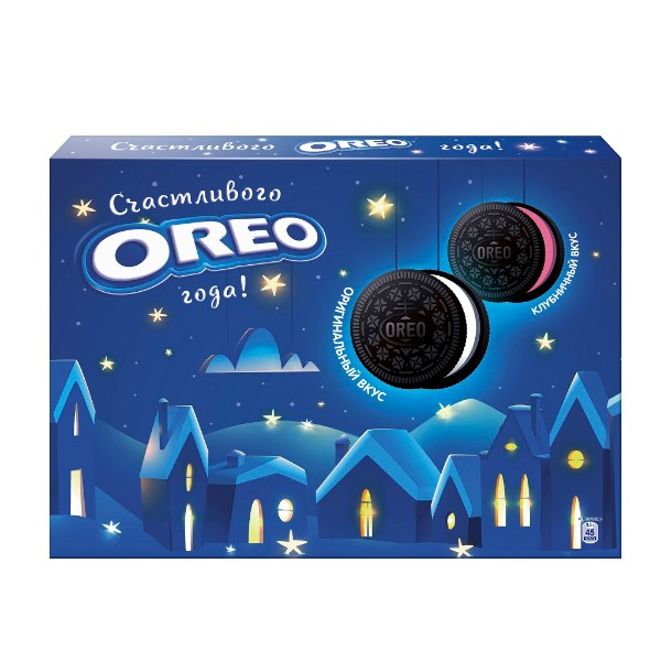 Набор печенье Oreo микс 456гр