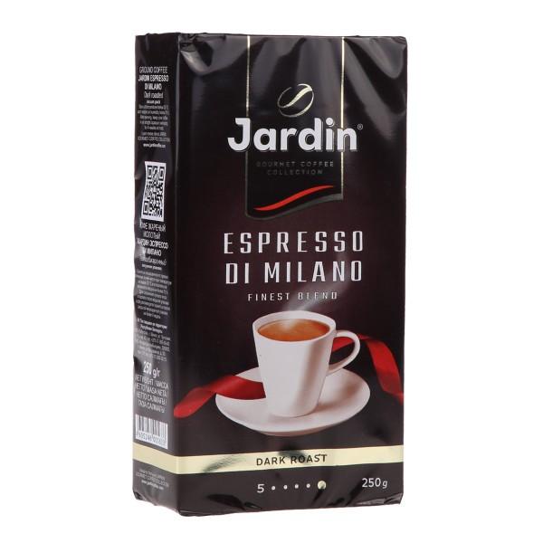 Кофе молотый Jardin Espresso Stile Di Milano 250гр