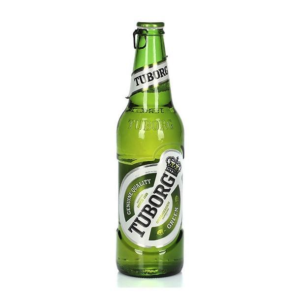 Пиво 4,6% Tuborg Green 0,48 л