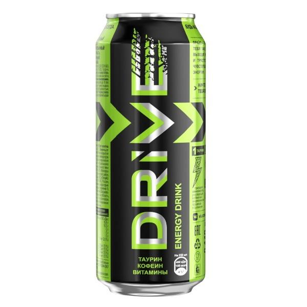Энергетический напиток Drive Me Original 0,449л