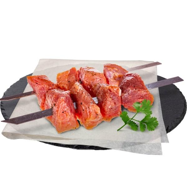 Шашлык из свиного окорока Пикантный производство Макси