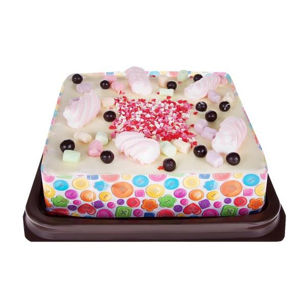 Торт Забава 1,2кг производство Макси