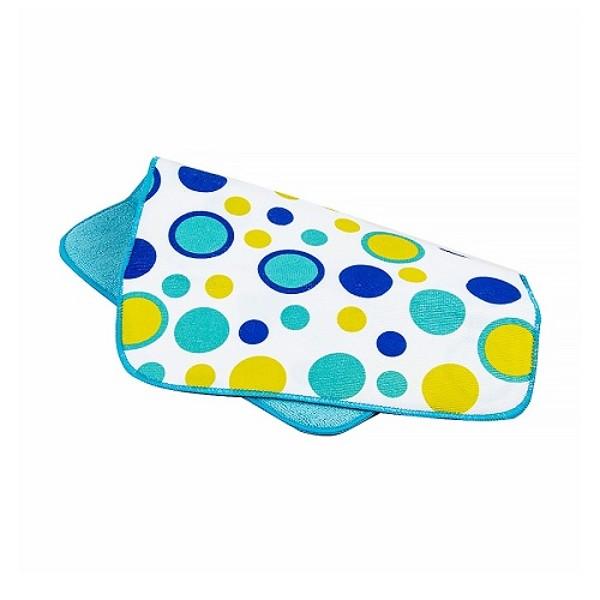 Коврик MDM-Promo-M для сушки посуды микрофибра 30х40см Рыжий Кот