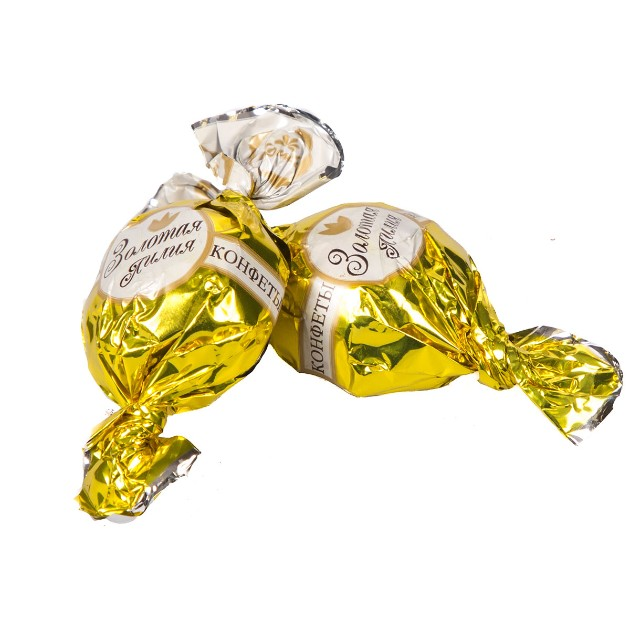 Конфеты шоколадные Золотая лилия Konti