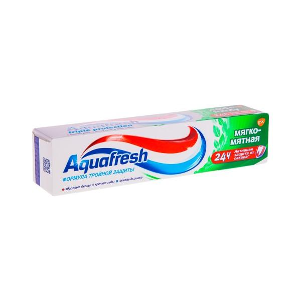 Паста зубная Aquafresh Mild&Minty 100мл