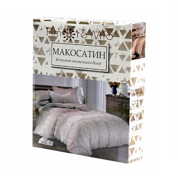 Комплект постельного белья Макосатин Amore Mio 1,5-спальный
