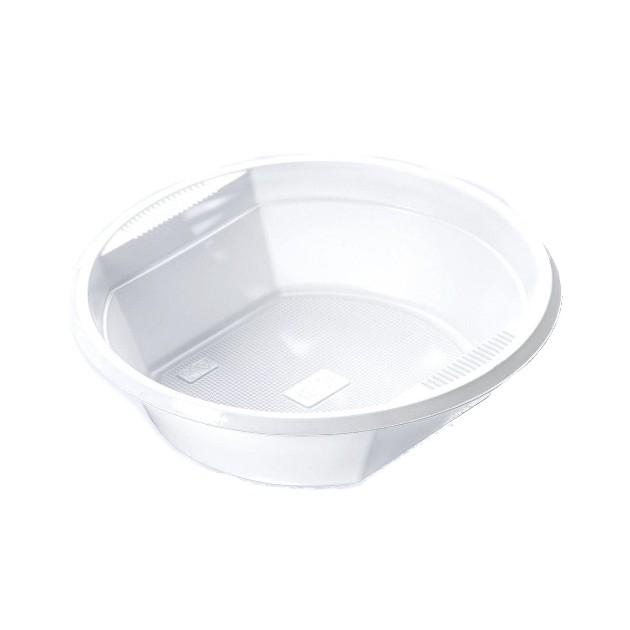 Тарелка суповая одноразовая Яркая цена 500мл 6шт