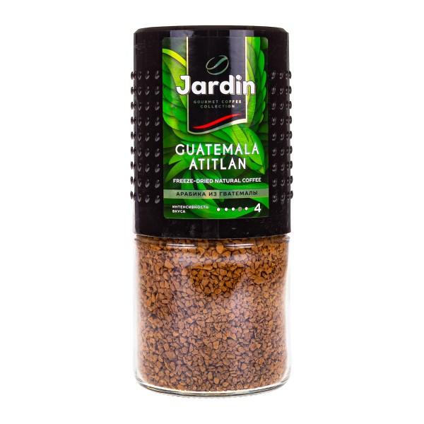 Кофе растворимый Jardin Guatemala Atitlan 190г