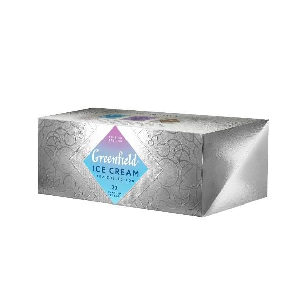 Чай Greenfield Айс Крим 30 пирамидок